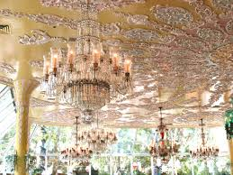 chandeliers nyc eretz elana ceiling at tavern on the green nyc