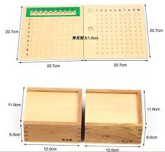 candice guo educational wooden toy montessori mathematics