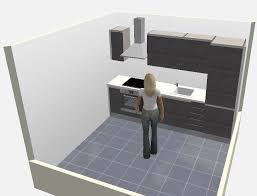 cuisine carré impressionnant logiciel conception cuisine 3d gratuit 7 cuisine