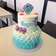 buttercream mermaid cake google search birthday party ideas