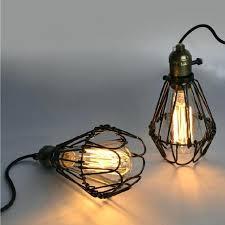 Edison Bulb Light Fixtures Edison Bulb Pendant Lights Pendant Light Fixture Bulb Brushed