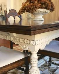 Painted Kitchen Tables Dining Table Refinished Dining Tables Paint Kitchen Table Ideas
