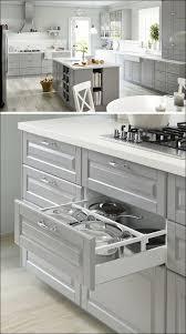 painted kitchen floor ideas kitchen gray kitchen cabinets slate fridge gray and white