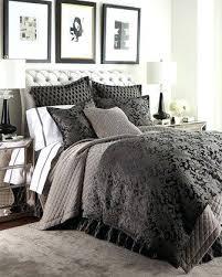 lacozi boutique hotel collection black duvet cover set queen