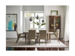 modern formal dining room sets american drew ad modern classics mid century modern formal dining