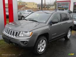 dark grey jeep 2011 mineral gray metallic jeep compass 2 4 latitude 4x4 60753240