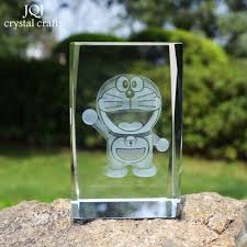 8 5 5cm cat cube miniature 3d laser engraved