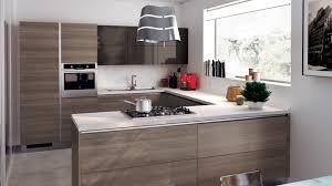 cuisine en l moderne 99 ides de cuisine moderne o le bois est la mode idee cuisine