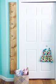 How To Get Marker Off The Wall by Tutorial Giant Ruler Growth Chart Wholefully