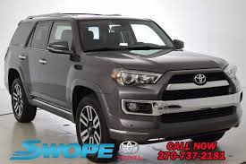 2014 toyota limited pre owned 2014 toyota 4runner limited 4d sport utility in