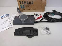 amazon com yamaha oem side mount remote control kit 703 48207 1b