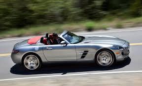 mercedes sls amg convertible 2012 mercedes sls amg roadster an in stuttgart