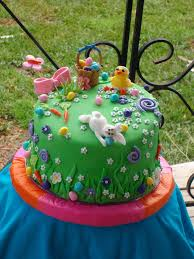 Easy Outdoor Easter Decorations by Cute Easter Cake And Cupcake Decorating Ideas Family Holiday Net
