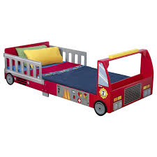 Fire Engine Bed Toddler Fire Truck Bed Theme Fun Ideas Toddler Fire Truck Bed