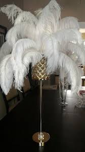 feather centerpieces best 25 ostrich feather centerpieces ideas on feather