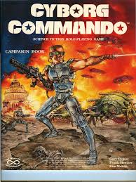 cyborg commando rpg campaign book referees u0027 manual units of
