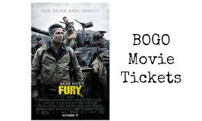 fandango promo code bogo fury tickets southern savers