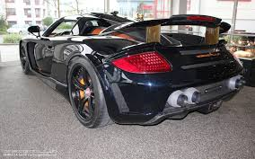 gemballa mirage have a spare 780k this gemballa mirage gt could be yours gtspirit
