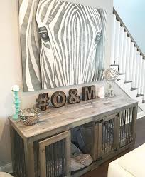 dog crate dog crate cover puppies pinterest crate dog crate console table dog crate pinterest dog crate console