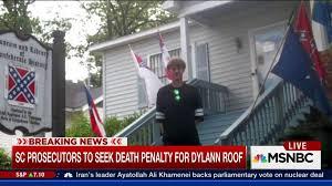dylann roof prosecutors seek the death penalty for dylann roof msnbc
