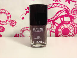 my free chanel paradoxal nail polish courtesy of buyapowa