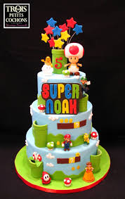 Cool Halloween Birthday Cakes by Best 25 Super Mario Cake Ideas On Pinterest Super Mario