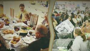 obama thanksgiving call troops dine at wh cnn