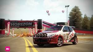 peugeot 206 rally forza horizon cars