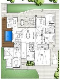 Modern House Plans Designs by 20 Best U0027t U0027 Shaped Houses Plans Images On Pinterest