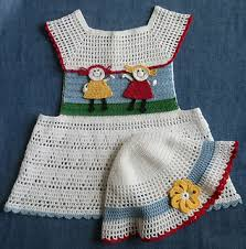 baby girl crochet ravelry baby girl crochet dress and bonnet pattern pattern by