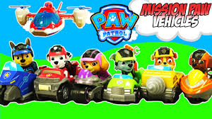 paw patrol mission paw toy review chase u0027s 3 wheeler rocky u0027s