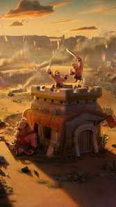 clash of clans wallpapers best 720x1280 video game clash of clans wallpaper id 680971