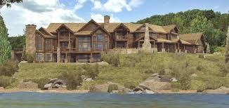 large log home plans valine