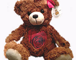 engraved teddy bears personalized teddy with photo voice customization