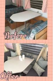 How To Make Bench Cushions Easy Best 25 Camper Cushions Ideas On Pinterest Popup Camper Remodel
