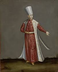 Ottoman Officials Ottoman Officials In Paintings C 1720 37 By Vanmour The