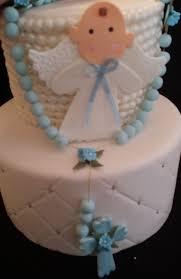 angel cake topper baby baptism cake topper rosary cake