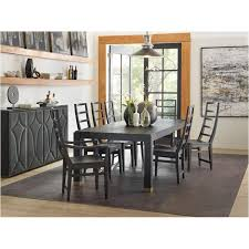 hooker dining room table 1600 75200a dkw hooker furniture curata rectangular dining table