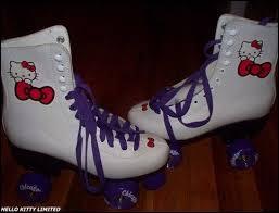 kitty roller skates hellokittylimited blogspot flickr