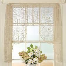 Jc Penneys Kitchen Curtains by Inspirations Beautiful White Stone Wall And Dazzling Unique And