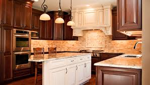 kitchen cabinet paint finishes a blend of white u0026 wood in aurora