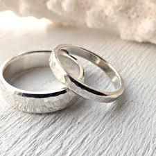 hammered wedding band hammered wedding ring sets products on wanelo