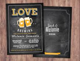couples bridal shower coed bridal shower invitation bridal shower invitation