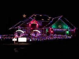 christmas lights set to music peaceful ideas how to set christmas lights music up near me video