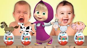 Terrible Baby Names by Bad Baby Crying And Learn Farm Animals Names U0026 Masha Kinder