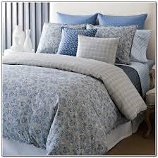 Marshalls Bedspreads Bed U0026 Bedding Blue Paisley Nicole Miller Bedding For Bedroom