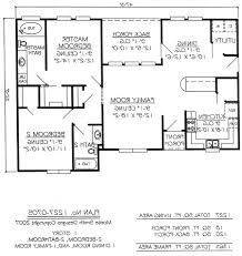 Two Bedroom Cabin Floor Plans Home Design One Room Cabin Floor Plans Modern Small Throughout
