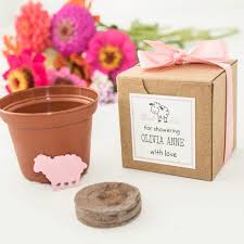 party favors for weddings seeded garden party favors for weddings by nature favors