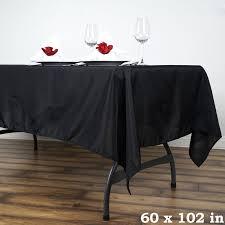 wedding linens for sale 10 pcs 60 x 102 polyester rectangular tablecloths wedding table