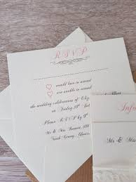 wedding invitation rsvp date tips and advice on how and when to plan your wedding stationery